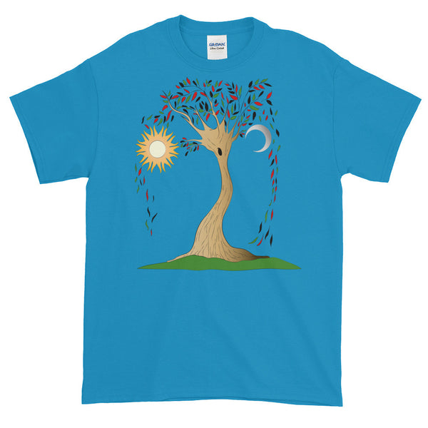 Tree of Life Short sleeve t-shirt for Big and Tall Men