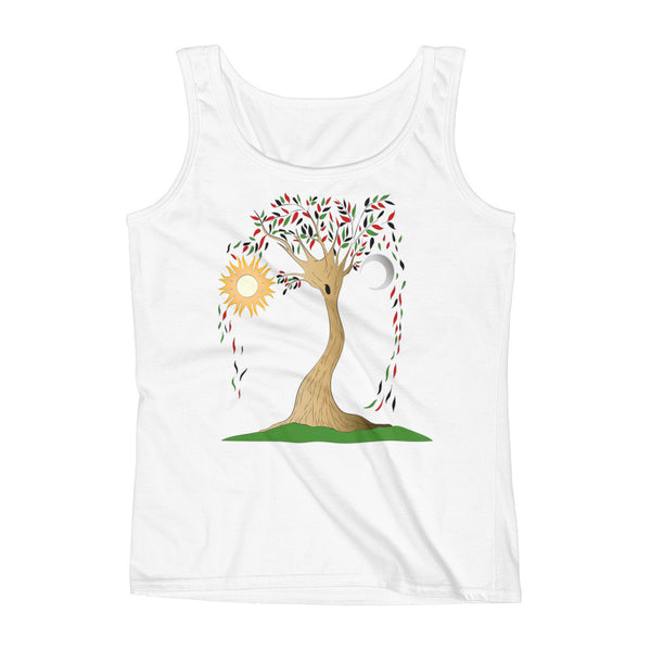 Tree of Life Ladies' Tank