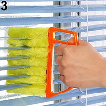 7 Slat Blind Duster - Washable Microfibre Cleaner