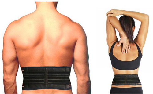 Self Heating Back Belt