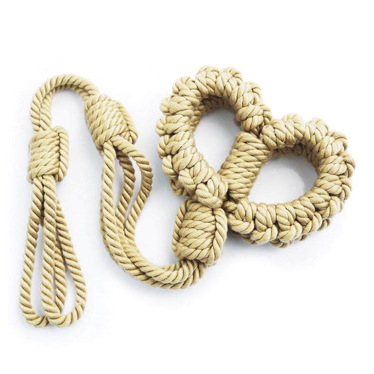 Plaited Rope BDSM Rope Restraint
