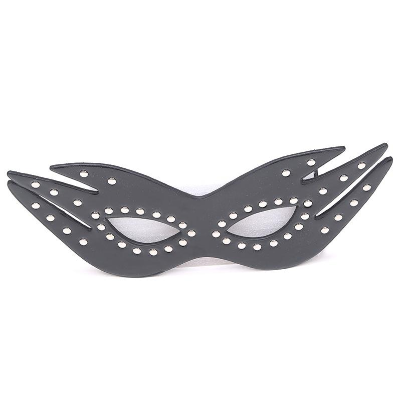 Adults SM Party Female Eye Mask Fashion Sex Toys Face Mask Bondage