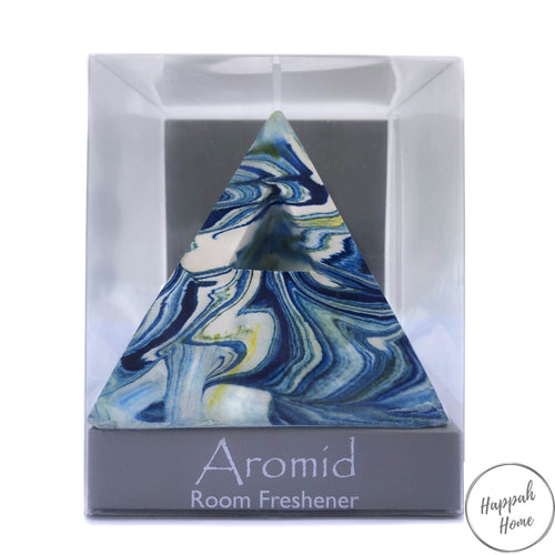 Sea Lily Scented Decorative Marble Pyramid