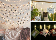 LED Photo Clip String Lights - 36 lights - Electronics - www.fastdeals.co.uk