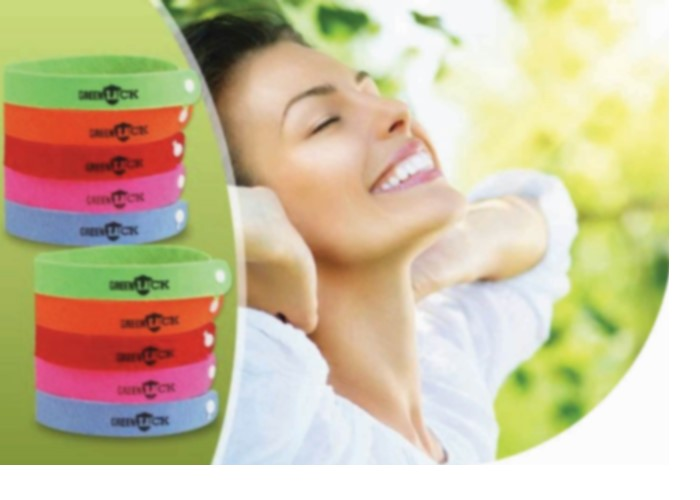 Mosquito Repellant Bands- Pack of 20 - Health & Beauty - www.fastdeals.co.uk