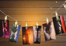 LED Photo Clip String Lights - 36 lights