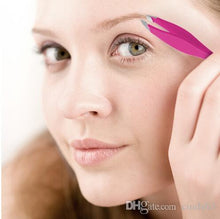 Double Ended Tweezer - Pink Multi-Purpose