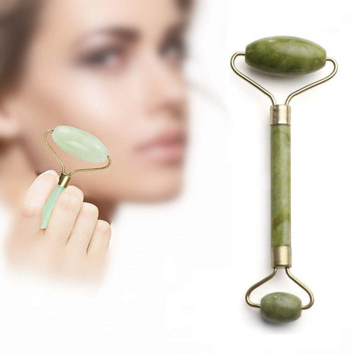 Jade Roller for Facial Massager- Beauty Tool