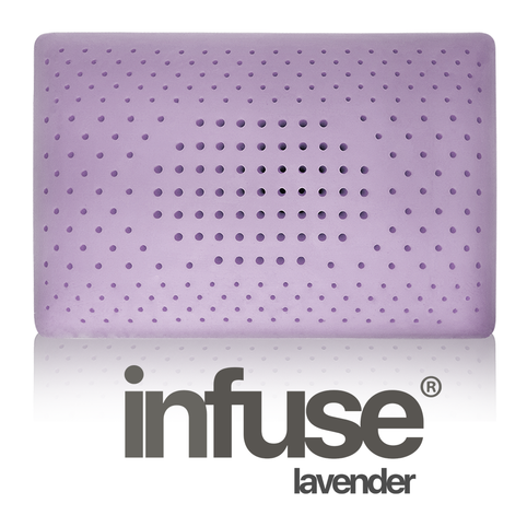 Infuse Lavender Pillow