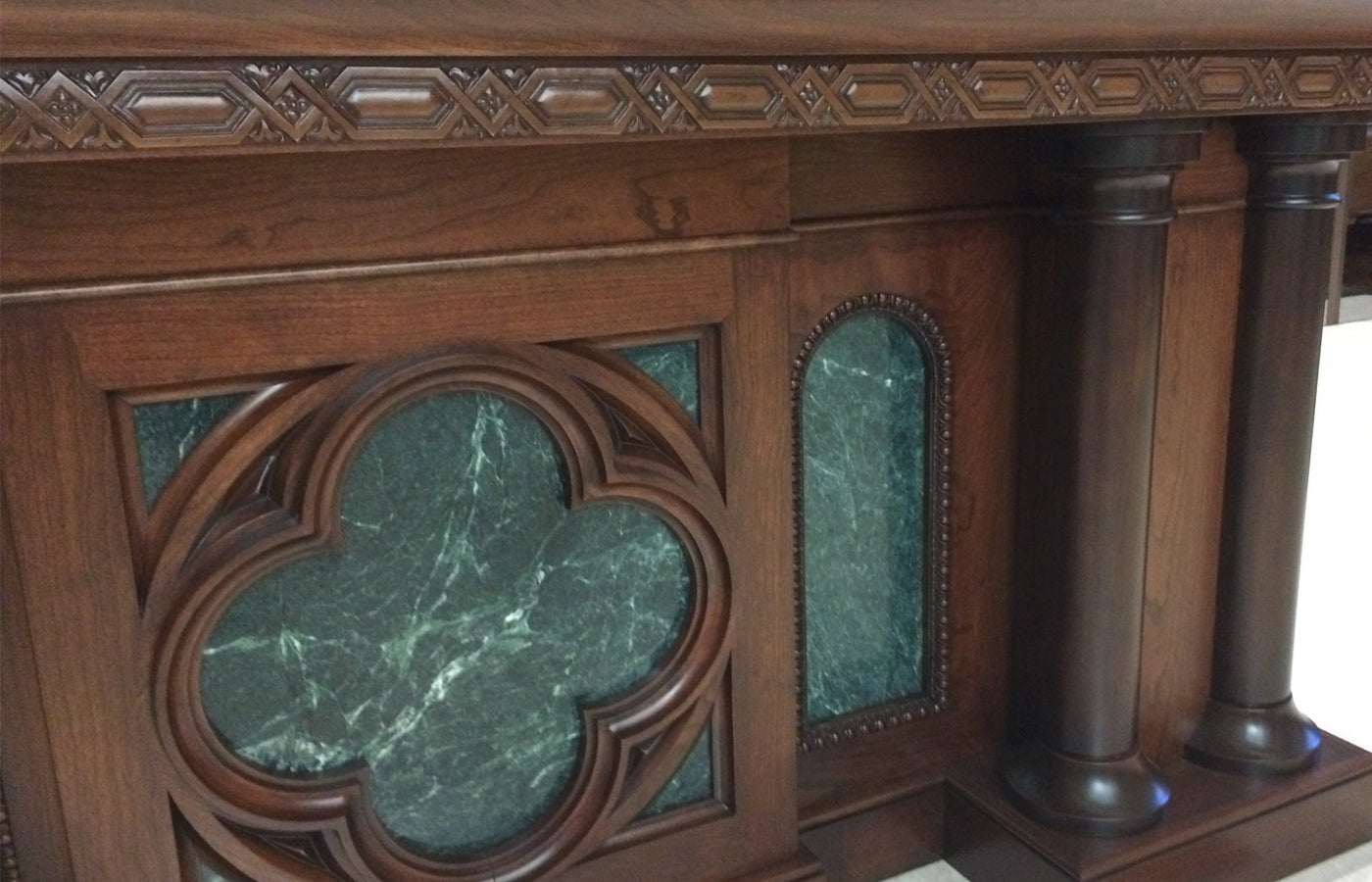 MILLWORK - FURNITURE