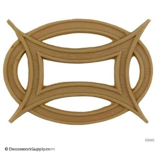 Knot Linear - Celtic 2H - 1/8Relief-moulding-for-furniture-woodwork-Decorators Supply