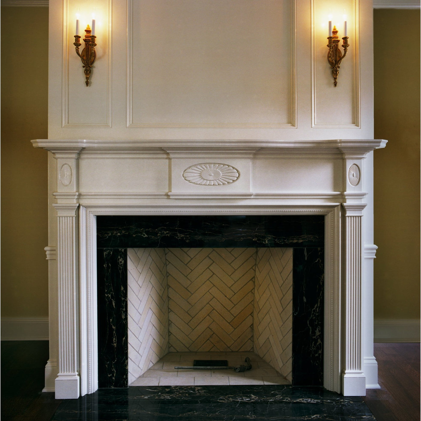 Mantel Designs Of Classic Pedigree. Hand Built For You