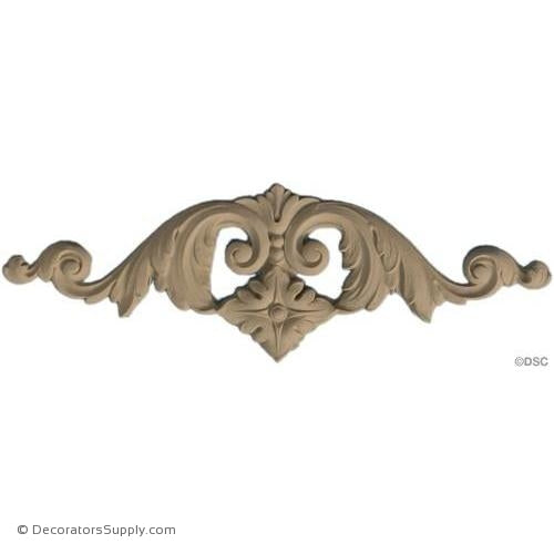 Cartouche-appliques-for-woodwork-furniture-Decorators Supply