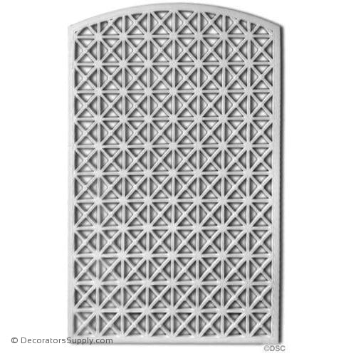 Plaster Panel or Vented Grille Classic