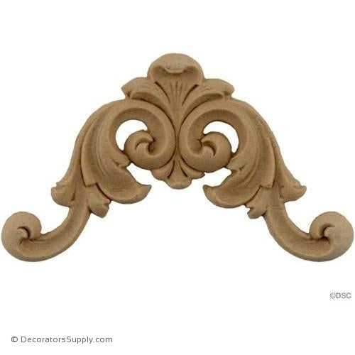Specialty 3 High 3 Wide-appliques-for-woodwork-furniture-Decorators Supply