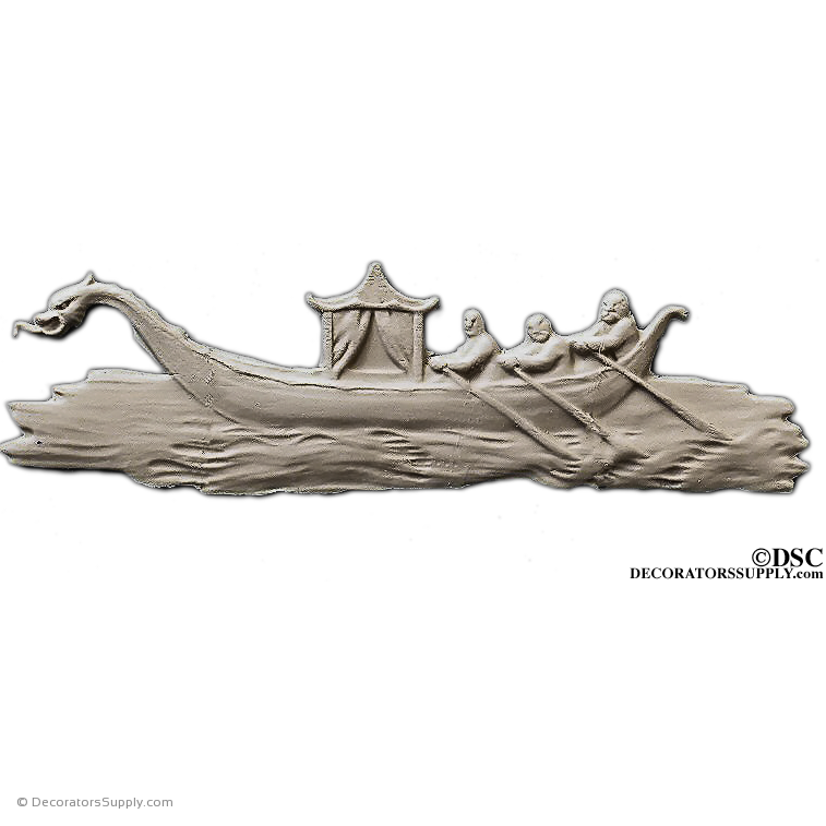 Oriental Boat 2 High 6 Wide-historic-carving-library-victorian-styles-Decorators Supply