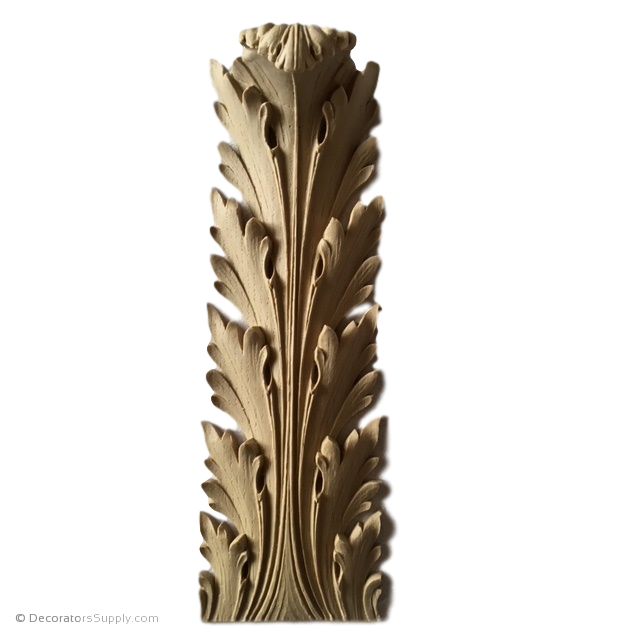 Acanthus - Empire-Compo Acanthus & Leaves Appliques-Decorators Supply