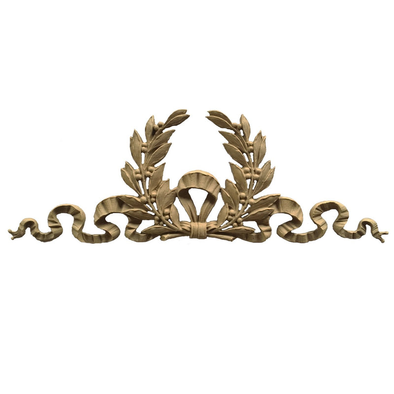 "Wreath Louis XVI Offered in 3 Sizes: From 12-1/2"" to 20"""