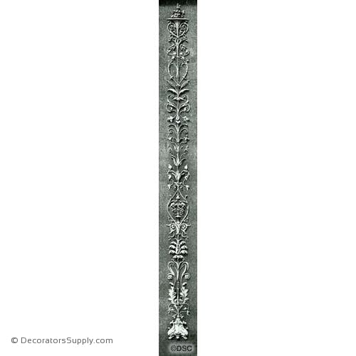Call for Pricing-Pilaster-Ital. Ren. 72H X 5W - 3/8Relief