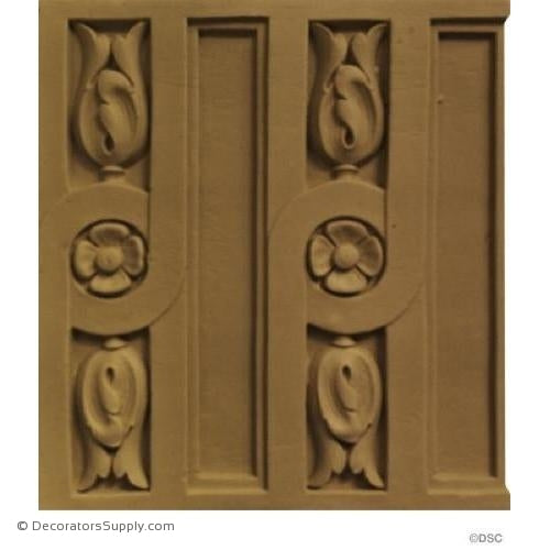 Specialty-Louis XVI 6 5/8H - 5/16Relief-moulding-for-furniture-woodwork-Decorators Supply