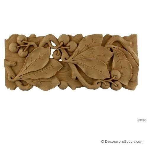 Grape Leaves - Louis XVI 6H - 3/8Relief-moulding-for-furniture-woodwork-Decorators Supply