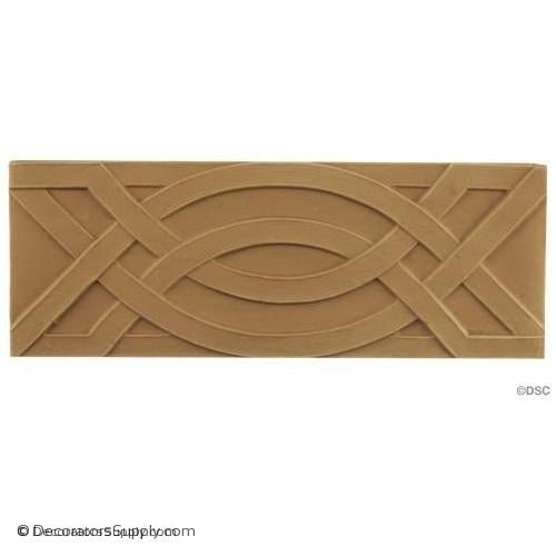 Linear - Etruscan 3 1/4H-moulding-for-furniture-woodwork-Decorators Supply