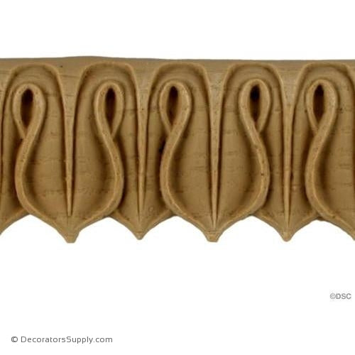 Decorative Wood Trim For Furniture Lambs Tongue Molding Specialists