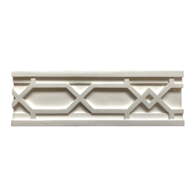"Plaster Frieze Transitional 4 1/2"" x 3/4"" Projection - Repeat 11 3/8"""