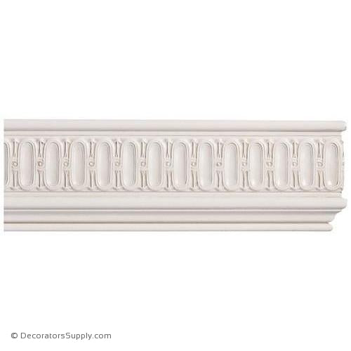 "Mon Reale® Frieze Moulding-Fluting-13/16"" x 3 3/4"" Wide"