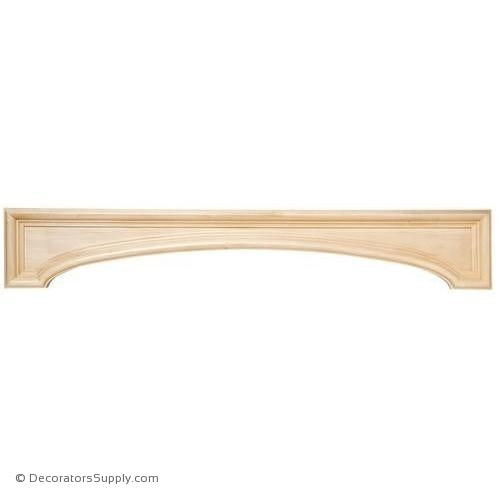 Bolection Wood Range Hood - (Cherry & Maple)