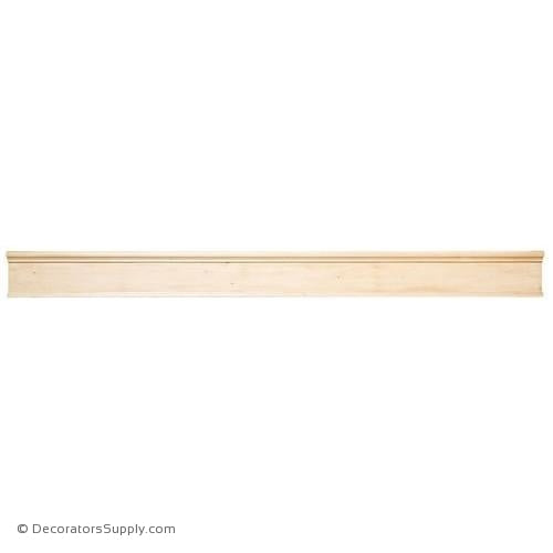 Smooth Wood Range Hood - (Cherry & Maple)