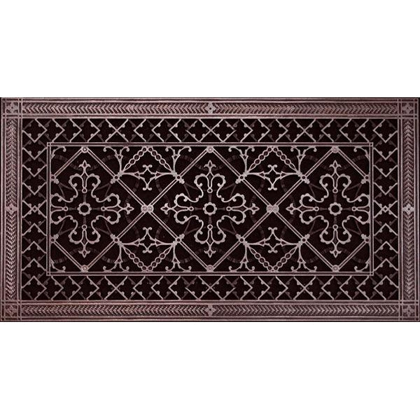 RESIN ARTES & CRAFTS GRILLE - 14 X 30 DUCT, 16 X 32 FRAME