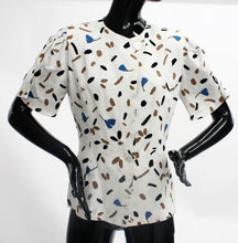 Load image into Gallery viewer, Vintage Hanae Mori blouse
