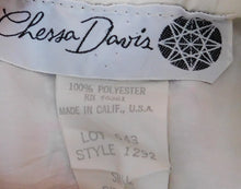 Load image into Gallery viewer, Vintage 1970s Fringe maxi skirt by Chessa Davis