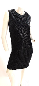 Vintage 1960s Sequin party dress
