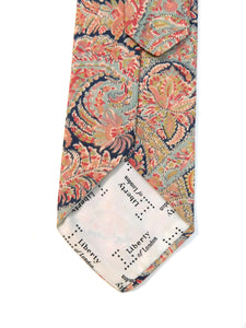 Vintage mens tie by Liberty of London