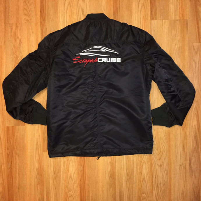 Scrape N Cruise Limited Edition Flight Jacket (Unisex)