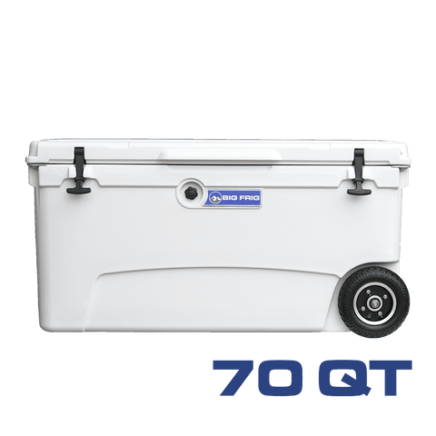 Big Frig Denali Pro 70 QT Cooler w/ Wheels