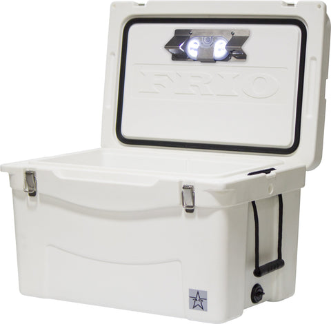 Frio 45 QT Cooler White