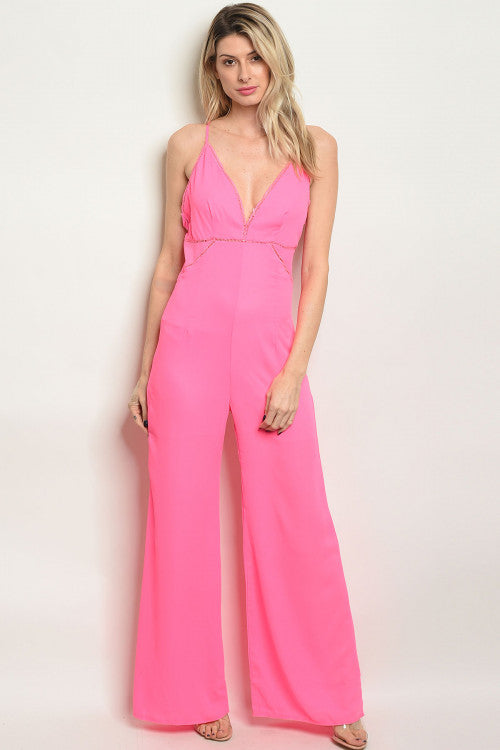 Summer Lovin' Jumpsuit