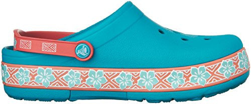568befa0421c3e ... crocs CrocsLights Moana Clog (Toddler Little Kid)