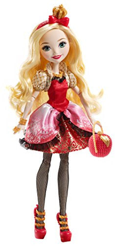 Ever After High First Chapter Apple White Doll (Discontinued by manufacturer)