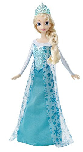 Disney Frozen Sparkle Princess Elsa Doll(Discontinued by manufacturer)