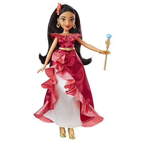 Disney Elena of Avalor Adventure Dress Doll, 12-inch