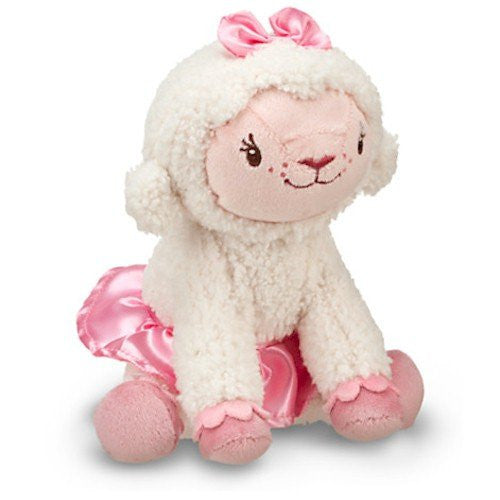 "Disney Jr. Doc McStuffins Lambie 7"" Plush"