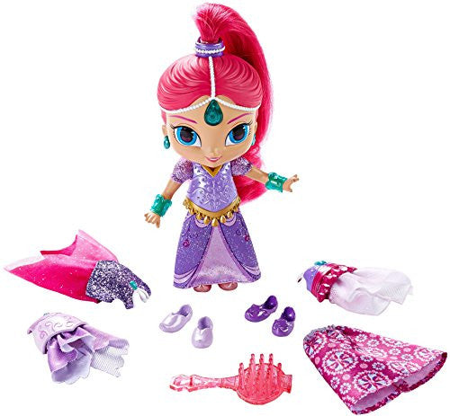 Fisher-Price Nickelodeon Shimmer & Shine, Magic Dress Shimmer