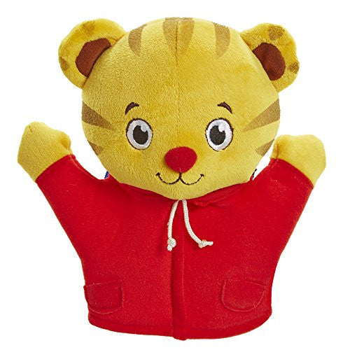 Daniel Tigers Neighborhood Tiger Puppet Plush