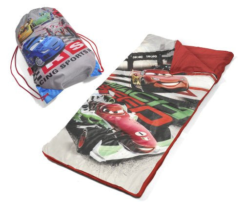 Disney Cars 2 Slumber Bag Set