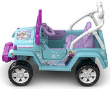 Power Wheels Disney Frozen Jeep Wrangler