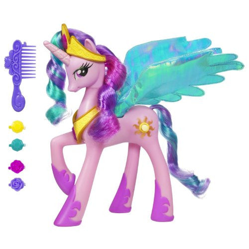 My Little Pony Talking Princess Celestia